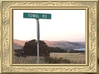 Towal Sign